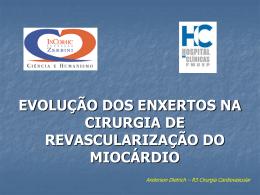 Slide 1 - Sociedade Brasileira de Cirurgia Cardiovascular