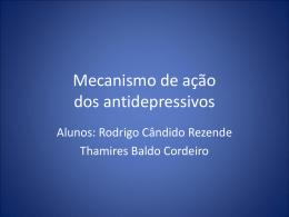 drogas antidepressivas