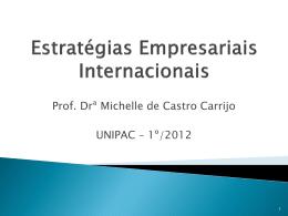 Cap2_PORTER_ESTRATÉGIAS EMPRESARIAIS_