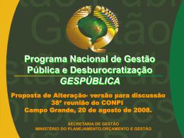 Problema - Movimento Brasil Competitivo