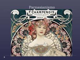 Parnasianismo - Colégio Santos Anjos