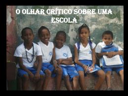 Um olhar sobre a Escola Nossa Senhora de Fátima-Salvador