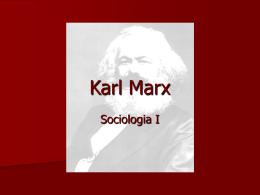 Karl Marx - Objetivo Sorocaba