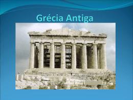 Grécia Antiga pra 111.