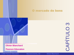 O mercado de bens - Continental Economics Institute