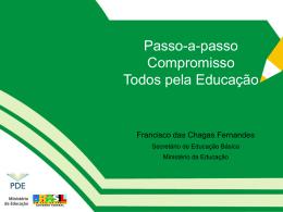 Passo-a-passo Compromisso Todos pela Educação