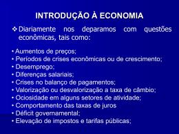 Economia, Matemática e Estatística