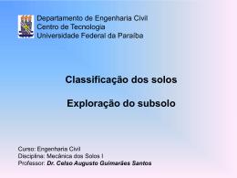 Cap. 13-14 - Centro de Tecnologia