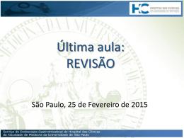 Apresentação do PowerPoint - Endoscopia (HC