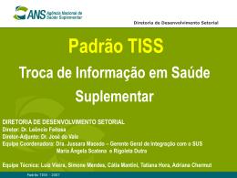 Apresentação Dra. Simone Mendes