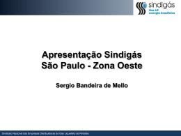 Slide 1 - Sindigás