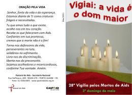 Vigiai - Pastoral de DST/AIDS