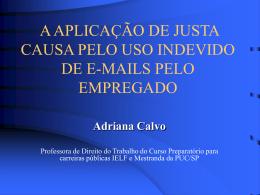PRIVACIDADE NO AMBIENTE DE TRABALHO