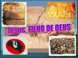 Jesus, Filho de Deus - Material de Catequese