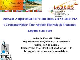 1 (A) - Universidade Federal de São Carlos