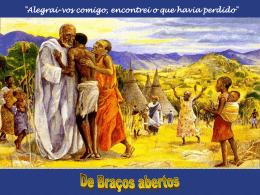 De_bracos_abertos.pps - Buscando Novas Aguas