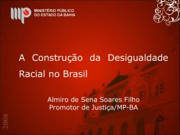 O Espetáculo das Raças: Cientistas, Instituições E Questão Racial