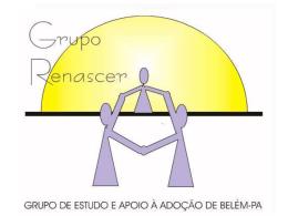 A adoção de crianças: M. Sc. Rosana Barros