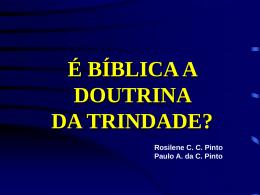 A_Trindade_21 - Religiao Pura