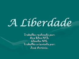 A_Liberdade - Agrupamento de Escolas do Couto Mineiro do Pejão