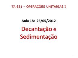 Aula 18 - Unicamp