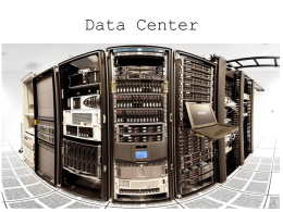 Data Center. (Formato PPT)