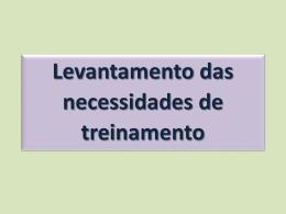 Aula_4_Levantamento necessidades treinamento