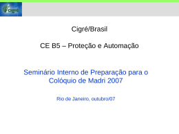 220 - Escopo do CE B5