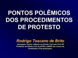 Pontos Polêmicos nos Procedimentos de Protesto