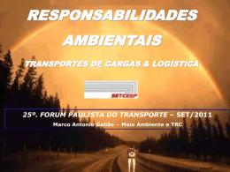 Marco Antonio Gallão´- Responsabilidades Legais