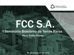 FCC S.A.