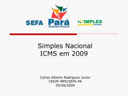 Ajustes na LC 123/06 – Estatuto das MPE e o Simples Nacional