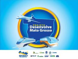 Slide 1 - Federação das Indústrias no Estado de Mato Grosso