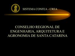 Resolução - CREA-SC