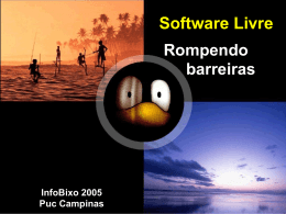Software Livre - cesarkallas.net