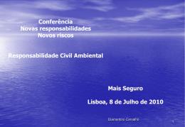 - Mais Seguro . Homepage