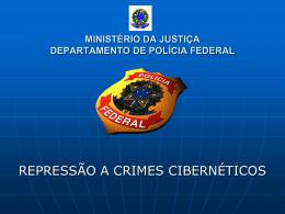 Repressão a crimes cibernéticos