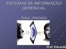 dados - informação
