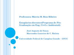 Capítulo 13 POLUIÇÃO DO AR - Universidade Federal de Campina