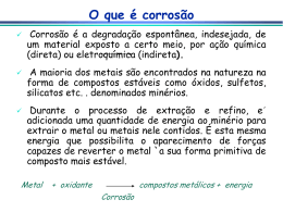 Corrosão - GEOCITIES.ws
