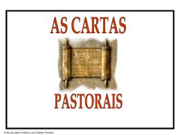 Cartas Pastorais