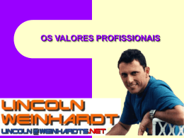 COMPETÊNCIAS PROFISSIONAIS 6Es