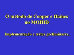 H - mohid