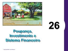 mercados financeiros - Carlos Pinheiro