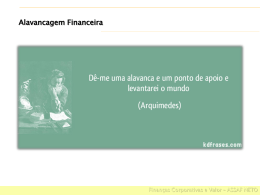 Alavancagem_Financeira - Webgiz