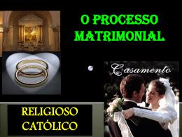 Processo matrimonial religioso católico