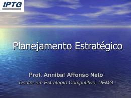 annibal affonso neto - Lopes & Gazzani Planejamento Ltda