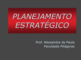 Processo Estratégico