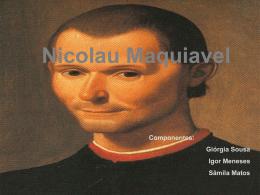 Maquiavel 2
