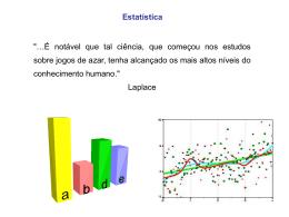 História da Estatística
